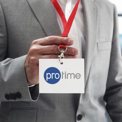 Protime visitor registration HR solution