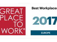 Great Place to Work Europe Protime